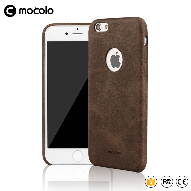 Wholesale Factory Price Mobile Phone Case PU Leather for IPhone 7 / 7 Plus