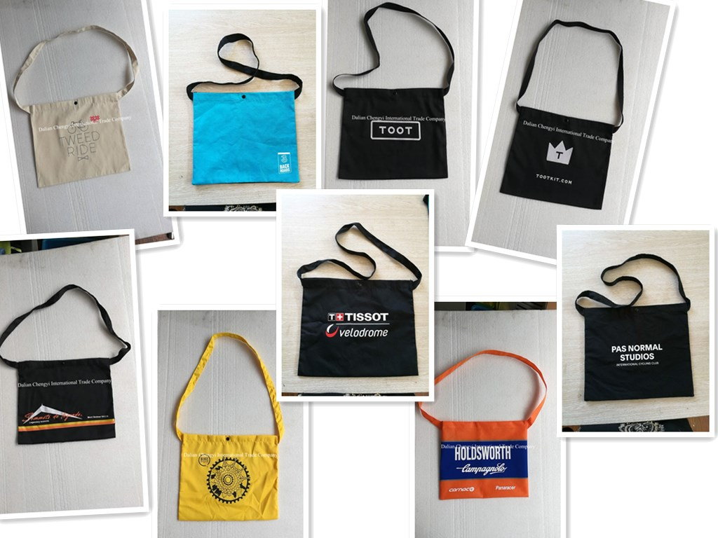 Bicycle Cycling Club Outdoor Digital Printing Custom Logo Race Musette Bag Feeding Musettes