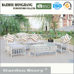 Hotel Swimming Pool Side Beach Bed Used Outdoor Lounge Chair