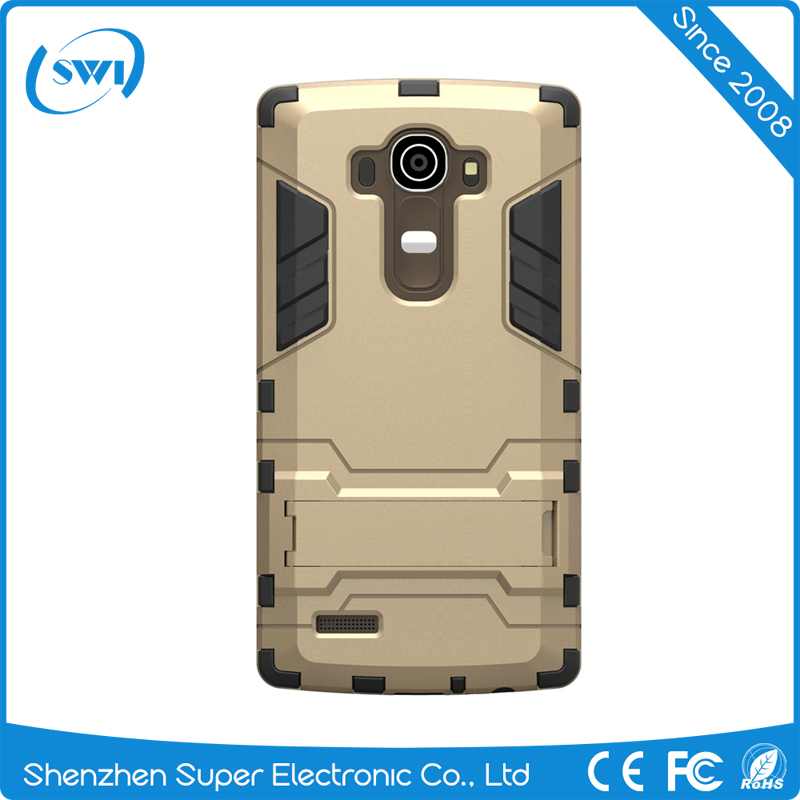Two in One Hard Shockproof Heavy Duty Armor Case for LG G4