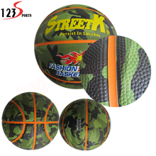 Good Quality Custom Print Rubber Street Basketball