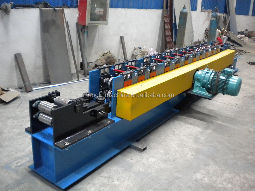 Hot! Metal C/L/Z purlin cold roll forming machine/ Galvanized steel plate making machine