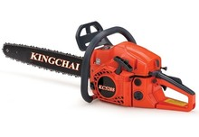 Ferramentas de jardim 5800 Manual do Poder Da Gasolina Chain Saw com 20 ''/22''/24 ''Guia Bar 3 hp Motor