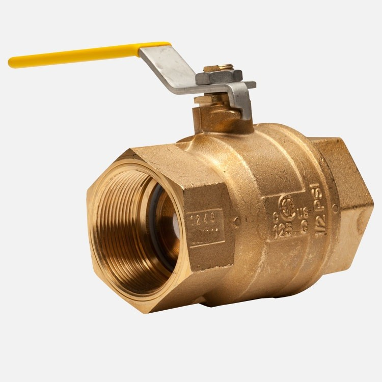 FM Approved Lead Free Ball Valve