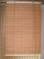 "Bamboo Roll-up Blind Window Shades Curtain Shutters 24"",36"",48"",72"""