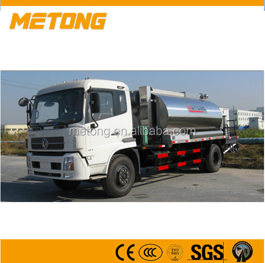 More than 10 years experience SGS 3C CE TOP Quality LMT5167GLQ Emulsion bitumen sprayer
