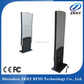 RFID gate reader with Alarm system for library management system