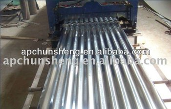 G.I corrugated roofing sheets