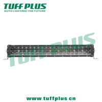 High quality super bright dual row 120w led light car driving lights led light bar with competitive price