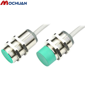 M12 ce analog output npn flush type 2-wire inductive proximity sensor switch