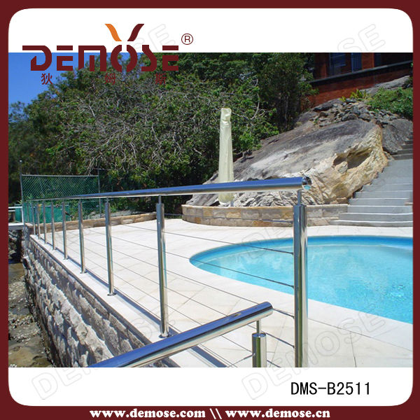 outdoor metal cable railing/handrail