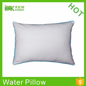 Best selling products in European white home must have water pillow in pillow