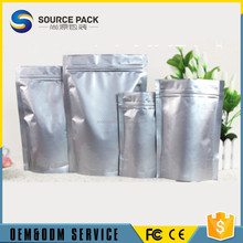 Large supply top quality transparent aluminum foil packaging bag