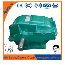 2016 The World wild popular hydraulic motors, spur gear reducer JZQ/ZQ400