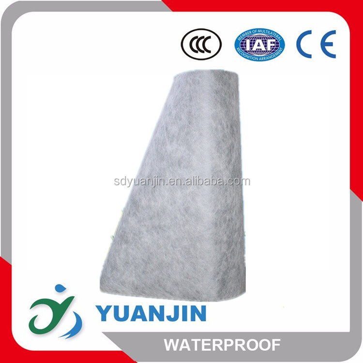 Composite polypropylene+ polyethylene+polypropylene Roofing Breathable Waterproof Membrane