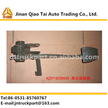 High quality SINOTRUK HOWO/heavy truck parts Clutch pedal assembly AZ9719230045
