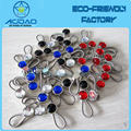 Wholesale rhinestone collar extenders button for clothes