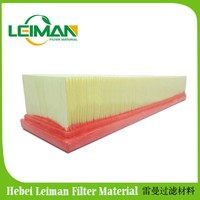 alibaba ruAir Filter for HVAC System 99.99% efficiency Gel Sealant HEPA Filter made in china auto filter