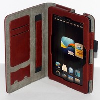 leather case for kindle fire hdx 7