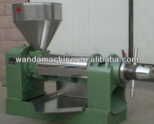 2012 hot sale competitive price hot oil press machine