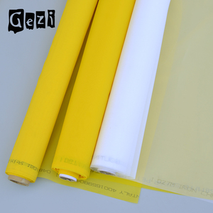 Gezi factory price ISO9001 polyester screen printing mesh suppliers in pakistan