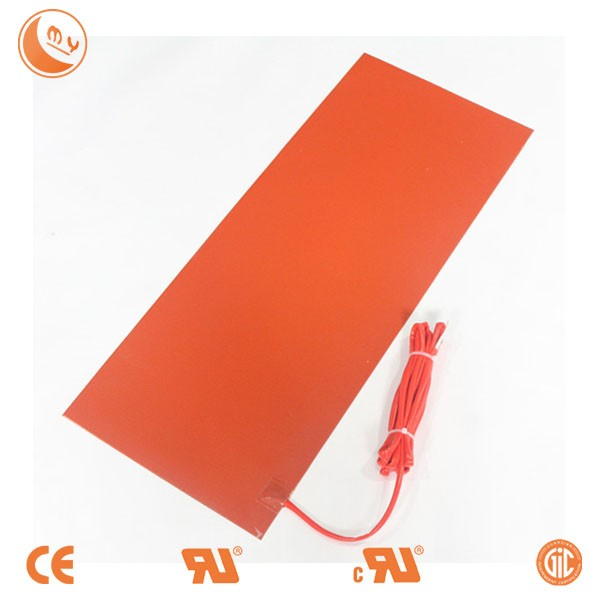professional customizing flexible silicone heater sic heating element rods