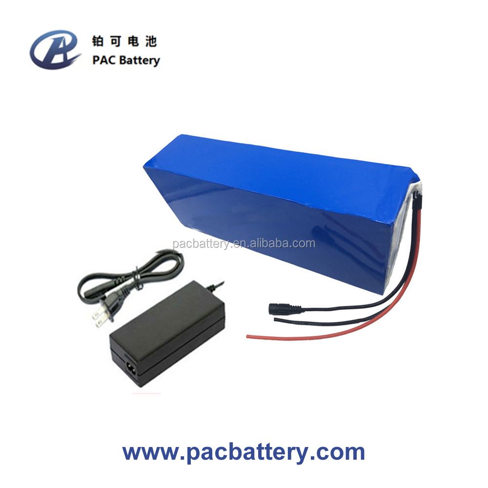Electric Scooter Lithium Li-Ion Battery Pack 48V 40Ah