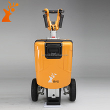 hot sale factory price yellow three wheel folding electric mobility scooter
