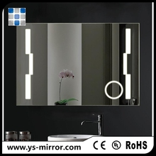 2017 high quality salon dressing led backlight mirror
