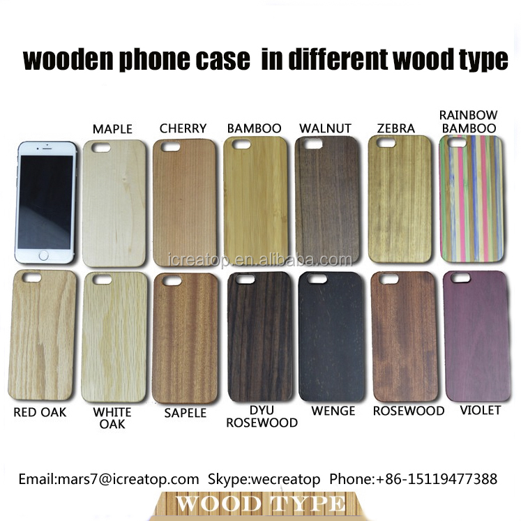 mobile phone accessories, Luxury wooden phone case, cell phone case manufacturer