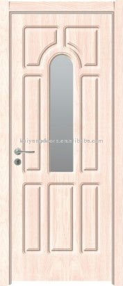 indoor pvc mdf door