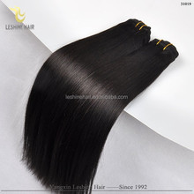 Remy Hair Weave Good Feedback High Quality Unprocessed No Tangle Dyeable yaki pony hair braiding hair braids