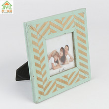 Wholesale Wooden Carve Square 4x4 Photo Frame