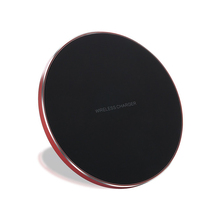 Factory Supply Micro USB Port Qi Wireless Charger Receiver for Samsung galaxy s8 note 8 for iphone X 8 7 6s 6 plus