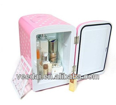 4l China supplier peltier cooler mini cosmetic refrigerators