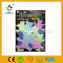 custom pvc room deco,car stickers,inkjet printing glow sticker