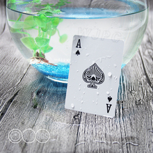 Clear Plastic Box for Custom Plastic Playing Cards