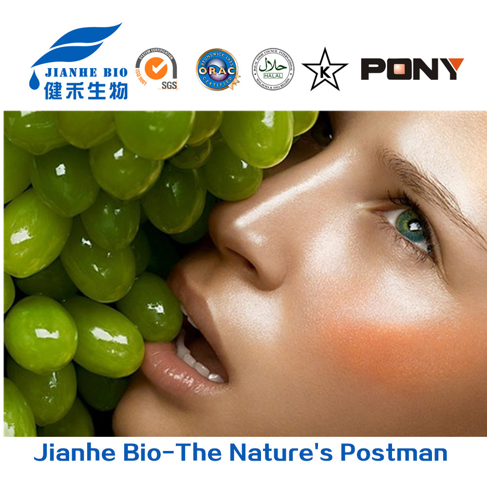 Anti-oxidant OPC natural herbal health powder beauty skin organic grape seed extract