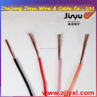 JYXL2015RV03 RV H05V-K H07V-K Cable 0.4mm2 Copper Core Flexible Conductor Non-sheathed Wire