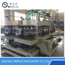 Professional PVC Garden Corrugated Pipe Extruder Machine