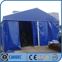 outdoor large storage warehouse tents