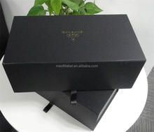 Hair Extension Packaging Box With Customized Logo