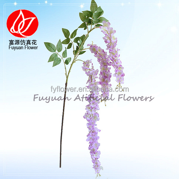 141082 china factory Newest antique artificial wisteria arch of flowers for wedding