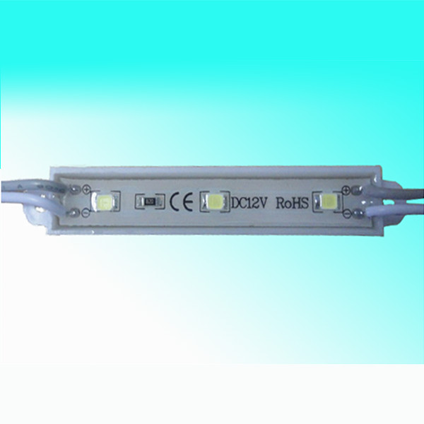 SMD 5050 LED Injection Waterproof Module Advertisment Light-fixture Color More