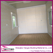 Heat Insulated Mobile Living Fireproof Cheap Container House For Sale