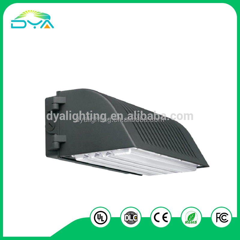 Top Quality outdoor dlc led wall pack light with certificate