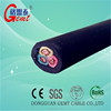 round or Flat submersible rubber or pvc insulated tinned copper or copper conductor Submersible Pump Cable