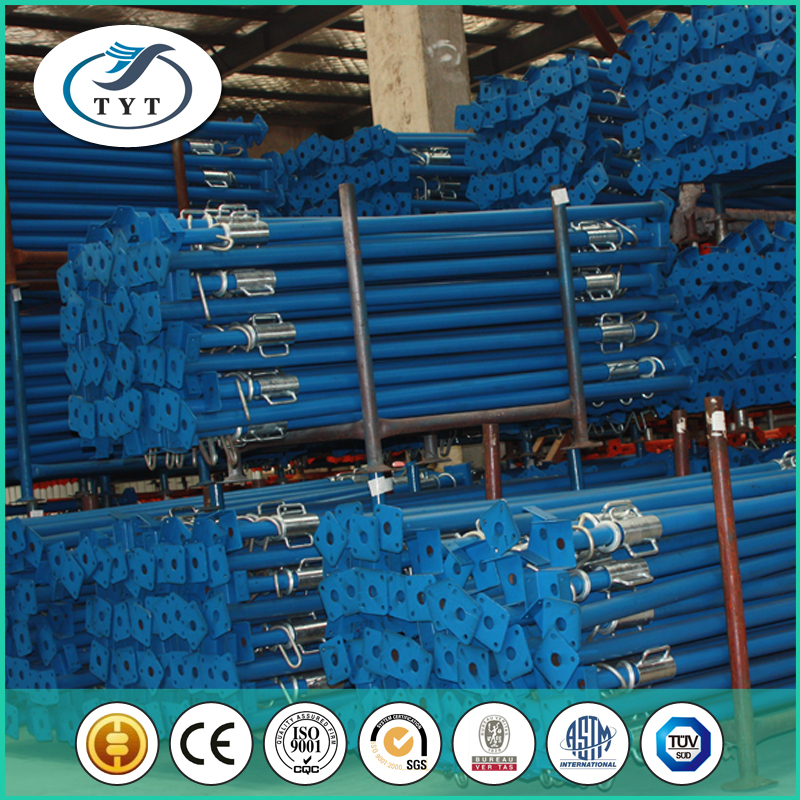 Strong Stability Steel Tubular Frame Scaffolding