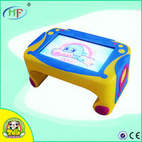 Who Is My Baby touch screen education game for kids