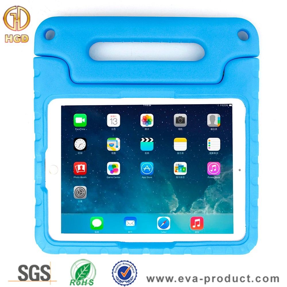 EVA foam shockproof tablet cover case for apple ipad pro 9.7 case with stand
